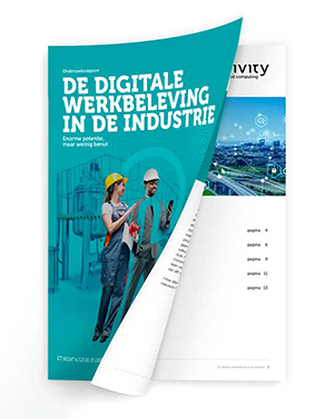De digitale werkbeleving in de industrie de in