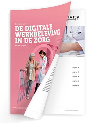 Onderzoek Digitale werkbeleving in de zorg