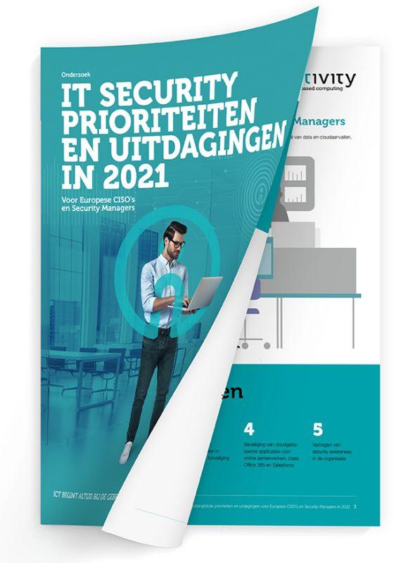 IT Security en prioriteiten 2021