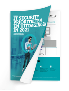 Onderzoek IT Security prioriteiten 2021