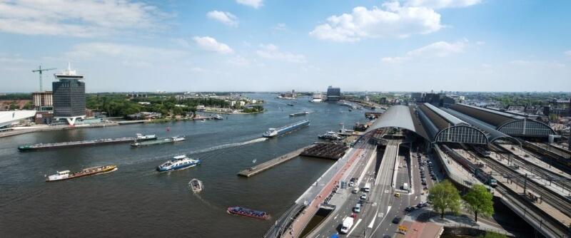 Havenbedrijf Amsterdam maakt volledige overstap naar de cloud met Ictivity