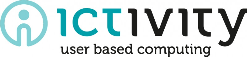 Logo IT dienstverlener Ictivity