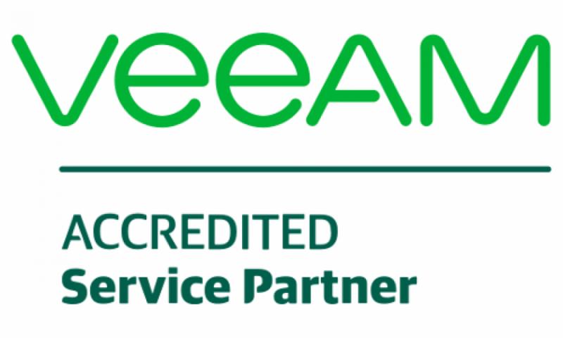 Ictivity Veeam Accredited Service Partner (VASP)