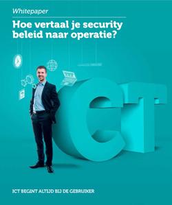 Whitepaper IT securitybeleid naar operatie